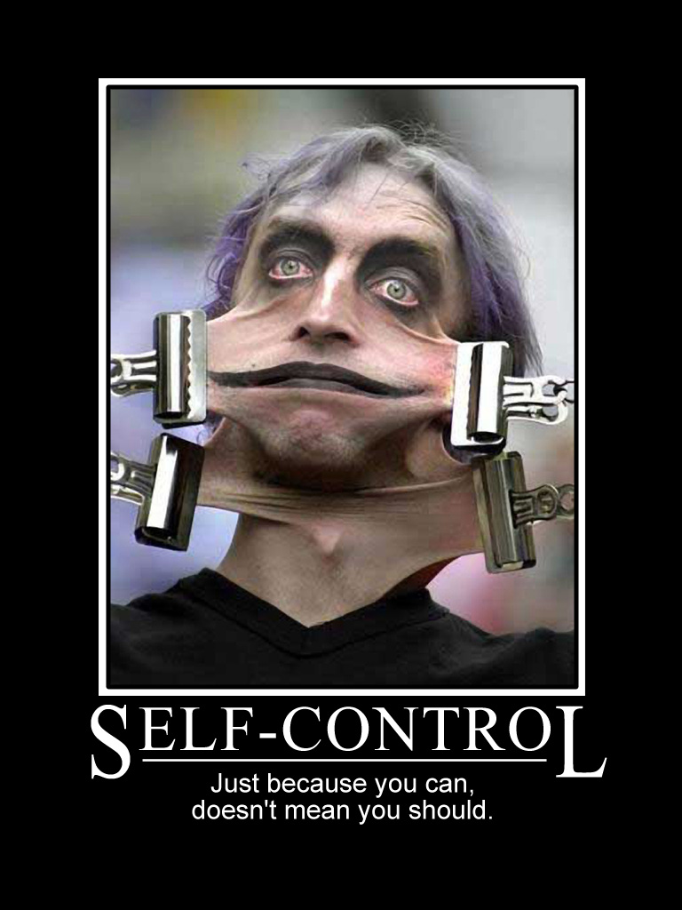 Self-control « Antaryamin's Blog