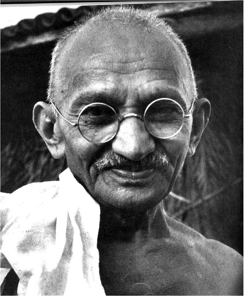 gandhi leadership Servant leadership quotes max de pree the best way to find yourself is to lose yourself in the service of others mahatma gandhi not everybody can be famous but everybody can be great, because true leadership must be for the benefit of the followers, not to enrich.